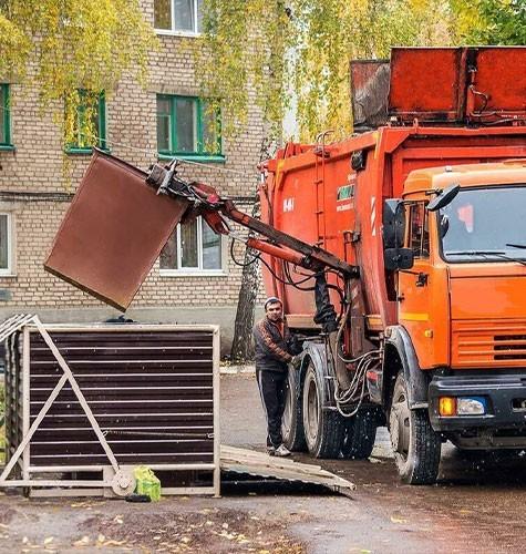 Услуги по вывозке мусора в Тамбове