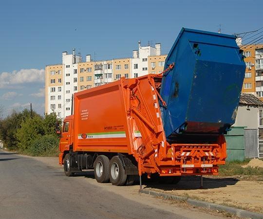 Вывоз мусора в Тамбове и Тамбовской области