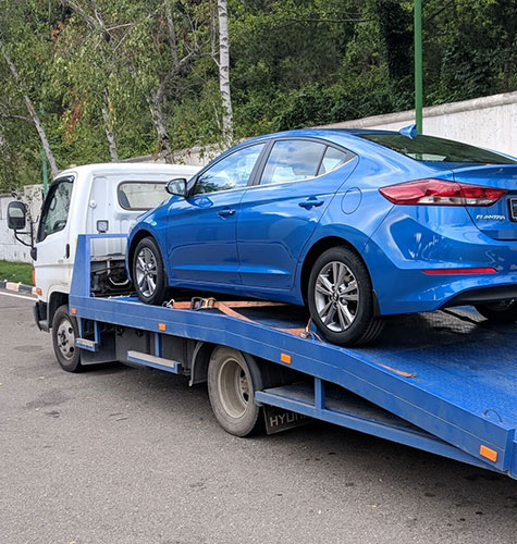 Транспортировка легковых авто в Тамбове