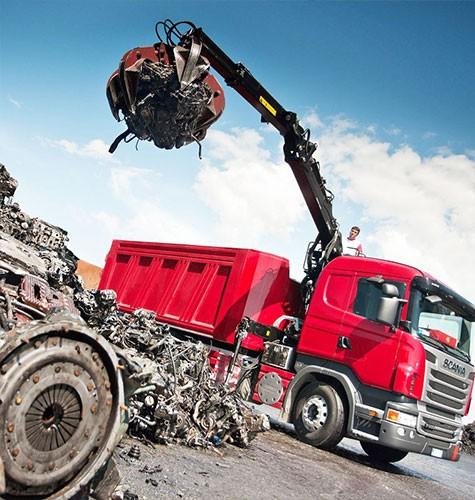 Вывоз мусора ломовозом в Тамбове